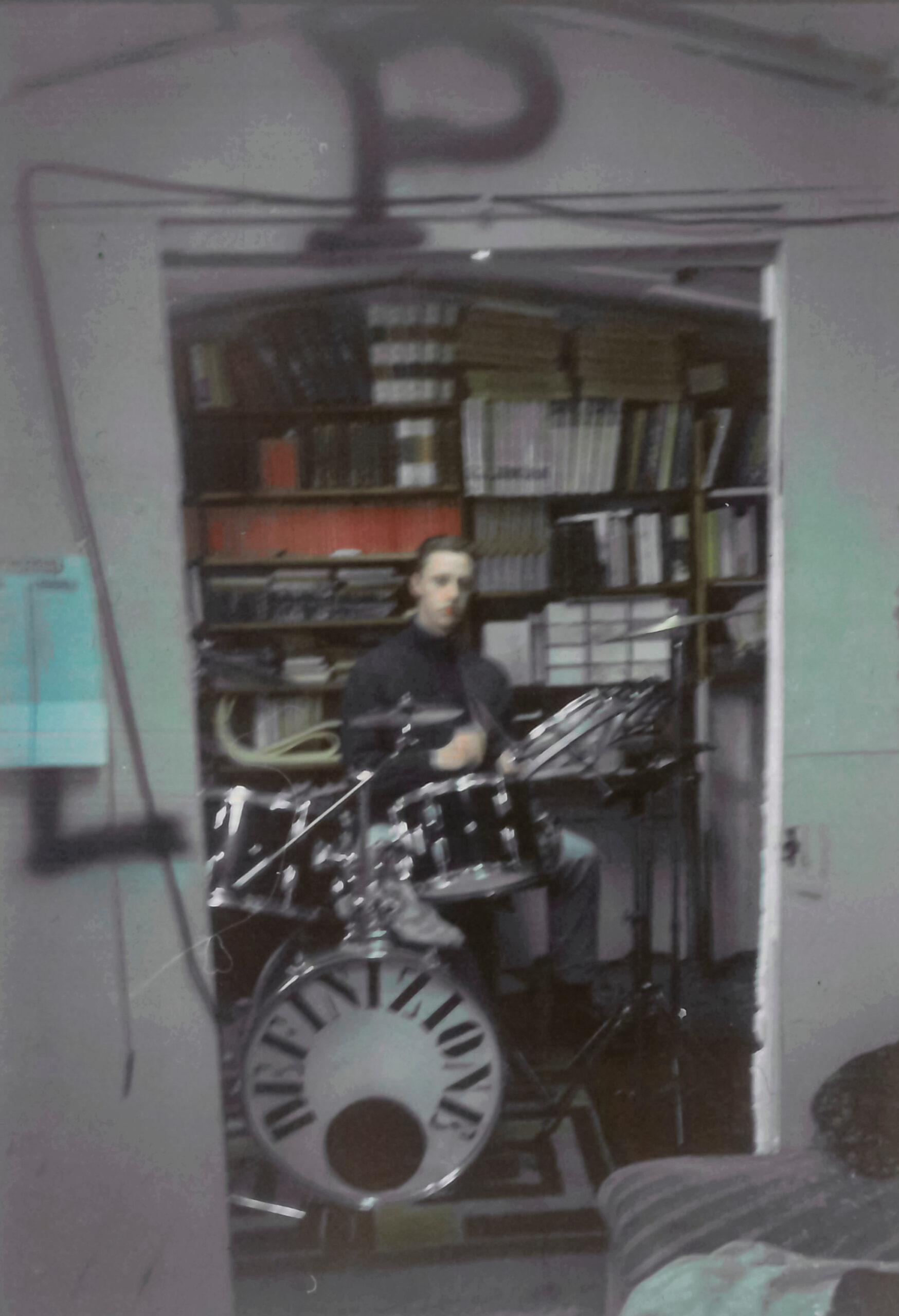 My very first Drum, when I was 16